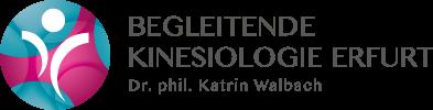 Begleitende Kinesiologie Erfurt Logo